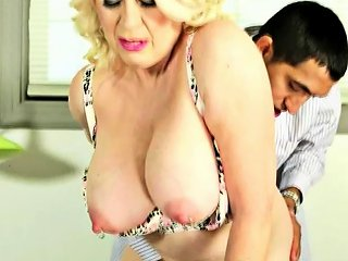 NuVid Porno - Xx5 Old Slut Likes To Ride Younger Cock Nuvid