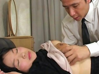 DrTuber Porno - Japanese Mature Chick Has Hot Sex Part6