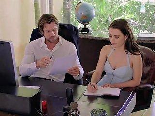 XHamster Porno - Vixen Lana Rhoades Has Sex With Her Boss Porn 4e Xhamster