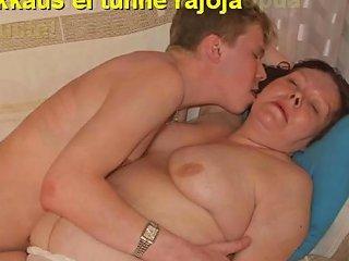 XHamster Porno - Slideshow With Finnish Captions Mom Marta 2 Free Porn 78
