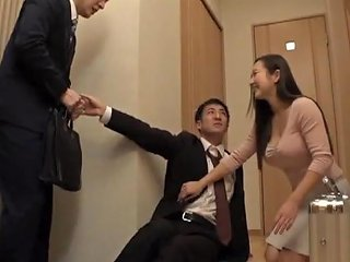 EmpFlix Porno - Hasegawa Mai Wife Cheats On Husband With His Boss Porn Videos