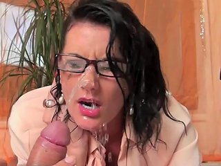HellPorno Porno - Pov Blowjob From Blouse Babe
