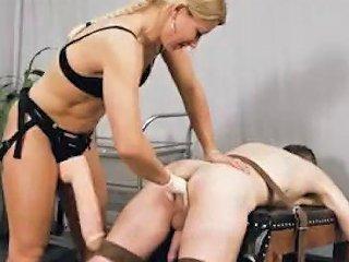 KeezMovies Porno - Hot Pornstar Strapon With Cumshot