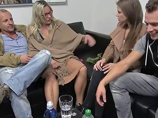 JizzBunker Porno - Czech Wife Swap 12
