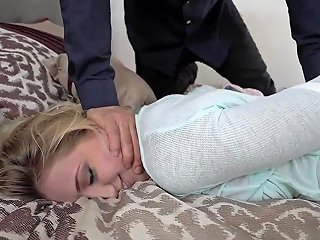GotPorn Porno - Brutal Teen Anal Fuck First Time Our Business Is Private
