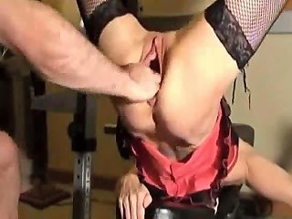 GotPorn Porno - Pussy Fisting And Squirting Orgasms