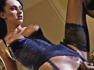 XHamster Porno - Brunette In Lingerie Take A Black Cock In Ass Anal Troia Takes Hard Cock In The Ass All The Way Tits
