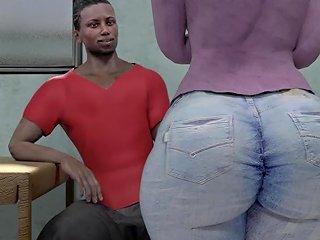 XHamster Porno - I Smashed My Best Friends Big Booty Latin Mom Teaser 2